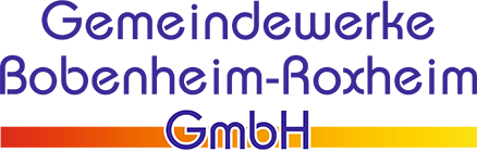 Logo Gemeindewerke Bobenheim-Roxheim GmbH